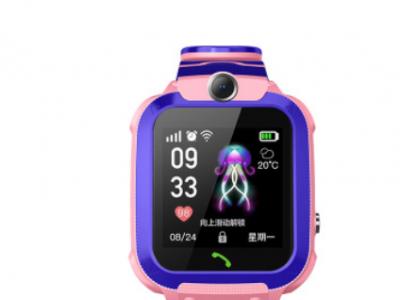 爆款Q12新款5代儿童电话手表智能通话手表定位拍照防水多国语言
