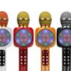 工厂直销WS1816麦克风无线蓝牙麦克风话筒手机K歌宝现货代发优势