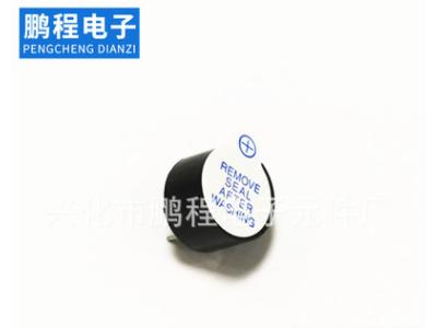 TMB12D05 5V一体12075蜂鸣器耐高温直流电磁式 厂家直销