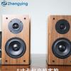 5英寸HIFI台式扬声器/扬声器顶部真丝高音