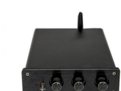 跨境爆款蓝牙5.0立体声道数字音频ES9018K2M解码功放机耳放100W*2