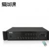 爱尚课MP-VCM500蓝牙定压功放机五分区背景音乐校园公共广播系统