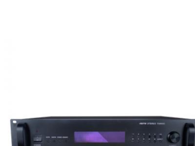 爱尚课ZH-IP312工程用机架式FM/AM储存调谐器收音头数码显示屏
