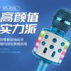 无线麦克风USB电容麦手机掌上KTV蓝牙话筒K歌宝858L