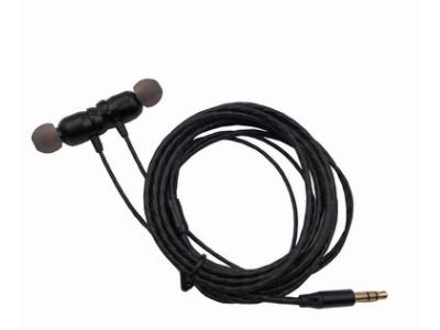 新款金属耳机智能入耳式带麦手机耳机通用耳机OEM定制一件代发