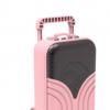 蓝牙音箱迷你拉杆箱插卡收音机无线新款复古电脑音箱智能便携音响