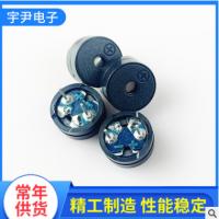 厂家直销定制42欧 矮盖12060无源分体蜂鸣器有源蜂鸣器3v 5v 12v