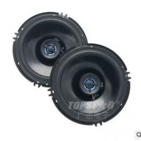 厂家直销 汽车通用喇叭改装车门6.5寸同轴喇叭同轴车载扬声器批发