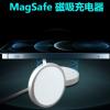 magsafe 磁吸无线充电器 适用苹果iPhone12ProMax 快充车载充电器