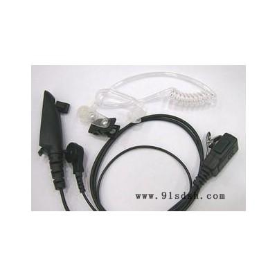 供应对讲机耳机 摩托罗拉GP328/GP338 真空导管耳机