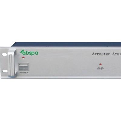 供应ABS-8006校园广播系统周边设备功放替补主机,适用于多台功放使用其中一台出现故障时自动替换备用功放不影响使用用