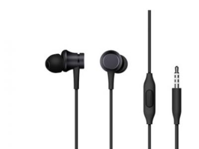 小米活塞耳机 基础版清新版入耳式女生通用可爱耳麦手机线控耳塞
