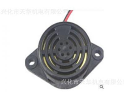 专业生产 压电式有缘蜂鸣器 高品质蜂鸣器 高分贝有源峰鸣器