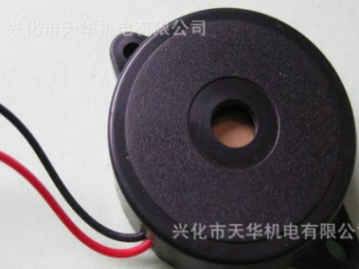 大量供应 倒车雷达蜂鸣器 压电式有缘蜂鸣器 4216蜂鸣器