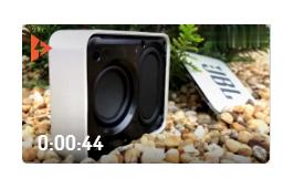 超震撼音质的便携蓝牙音箱JBL,旅游出行带着,到哪都是焦点! (183播放)
