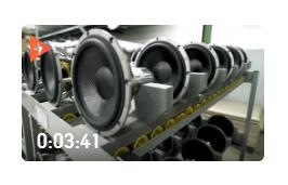 世界高端音箱制造工厂-音箱制造全过程