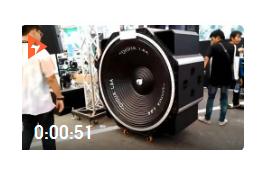 大功率巨型音箱,喇叭一响,整个人都在颤抖