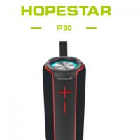 HOPESTAR-P30工厂直销蓝牙音箱七级防水音响便携插卡移动电源低价