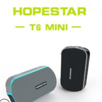 HOPESTAR-MINIT6原厂直销迷你无线蓝牙音箱创意礼品插卡USB低价批