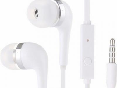 通用安卓国产手机入耳式耳机适用于小米苹果s3带咪线控有线耳机